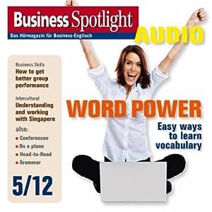 Business-Englisch lernen Audio - Wortschatztraining. 5/2012 Hörbuch