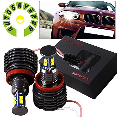 autosaver88-2x-80w-h8-angel-eyes-halo-ring-light-white-high-power-bulbs-for-bmw-e90-e92-e93-x5