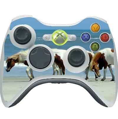 Amazon.com: Wild Horse Xbox 360 Wireless Controller Vinyl