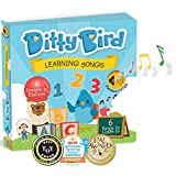 Our Best Interactive Learning Songs Book for Babies and PRESCHOOLERS. Musical Educational Toddler Toys. Sing-Along Board Books for one Year Old. Toys for 1 Year Old boy Gifts. 1 Year Old Girl Gifts.