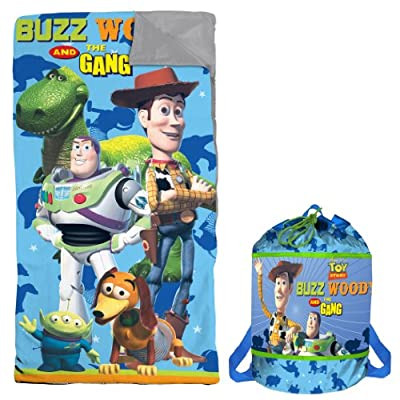 Disney Toy Story Slumber Duffle Bag by Idea Nuova - LA