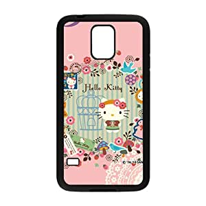 LINGH Hello kitty Phone Case for samsung galaxy S5 Case