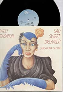 Sweet Sensation - Sad Sweet Dreamer - 12 inch vinyl