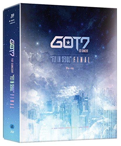 GOT7 1st CONCERT  FLY IN SEOUL  FINAL(2Blu-ray) B072VBF5DX