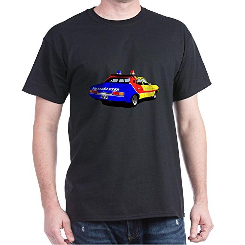 CafePress Mad Max Interceptor – 100% Cotton T-Shirt – Mad Max Store d366ff844637