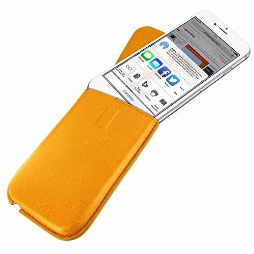 PIELFRAMA 692Y Unipur Case Apple iPhone 6 Plus in gelb