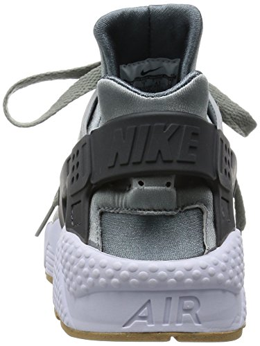 Nike Air hasta da Scarpe white Huarache Shark Nero Ginnastica Uomo Anthracite 4Tq4Pg