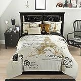 Casa Paris Gold 8 Piece Comforter Set, 8