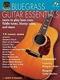 Bluegrass Guitar Essentials, Scott Nygaard, 1423408411