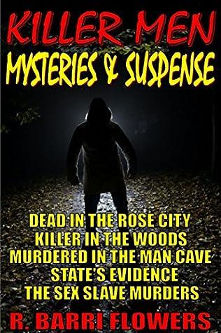 book cover of Killer Men Mysteries & Suspense 5-book Bundle