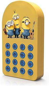 Minions - Caja de sonidos reales (IMC Toys 375109) , color/modelo surtido: Amazon.es: Juguetes y juegos
