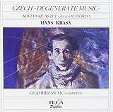 "Music : Czech ""Degenerate Music"" Krasa: Chamber Music (Complete)"
