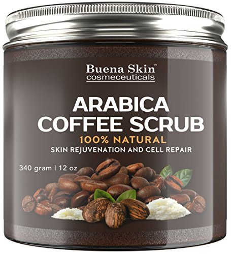 Natural Arabica Cellulite Treatment Varicose