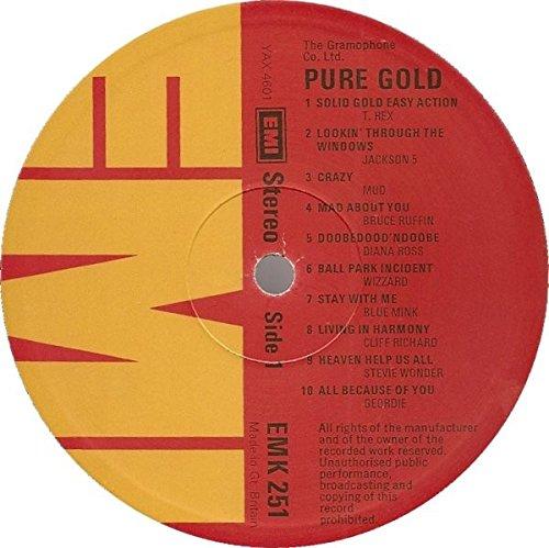 Pure Gold On EMI - Various LP: Amazon co uk: Music