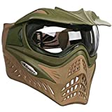 G.I. SPORTZ Grill V force Goggles, Dual Olive