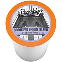 Brooklyn Beans Brooklyn Bridge Blend Single-Cup coffee for Keurig K-Cup Brewers, 40 Count
