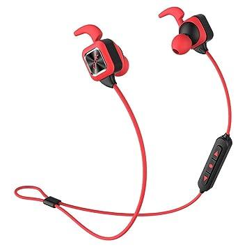 ZY Deportes Inalámbricos Auriculares Bluetooth Doble Vida Útil De La Batería Deportes Fuertes Auriculares Bluetooth Subwoofer