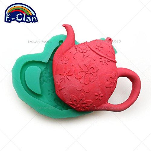 teapot silicone mold - 2
