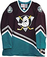 Anaheim Mighty Ducks Vintage Replica Jersey 1993-94 (Away) (XXL)