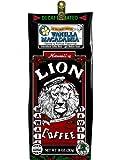 Hawaiian Value Pack Lion Coffee Ground Vanilla Macadamia Decaf 4 Bags