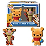 Funko Mini Pop Figures - Pooh and Tigger