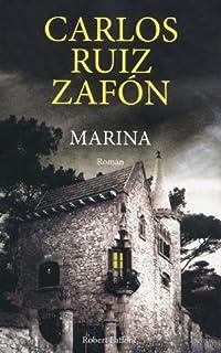 Marina : roman, Ruiz Zafón, Carlos
