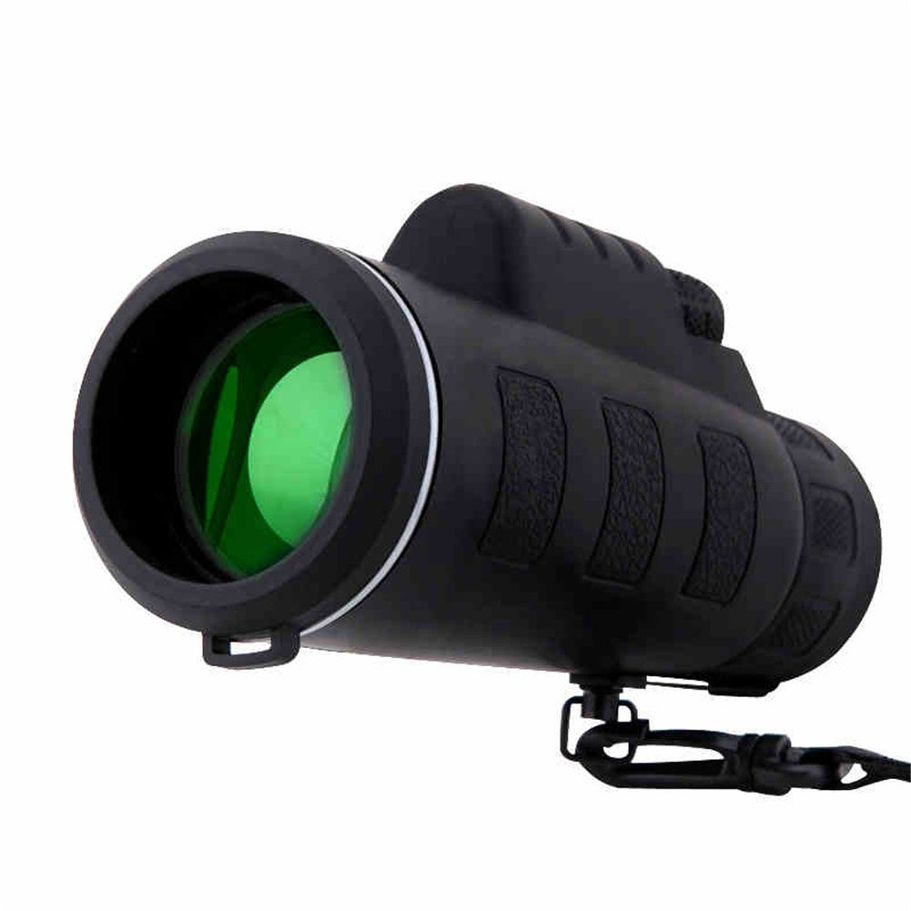 TELLW Zoom HD Night Vision Monoculars high Magnification Low Light Level Night Vision Telescope Single Barrel Telescope