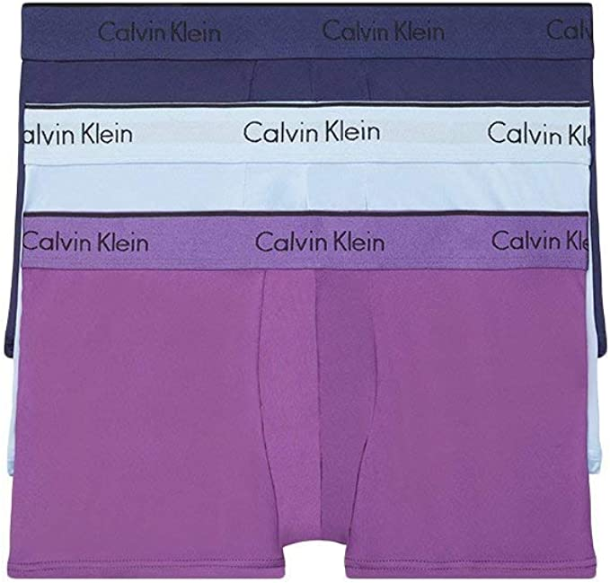 Calvin Klein ropa interior para hombre, de microfibra, elástico ...