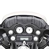 Saddlemen Cruis'n 3-Pocket Windshield Bag for 1997-2013 Harley-Davidson Electra Glide Street Glide models - HC-08-0015