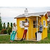 Casa de juegos de madera para niños \