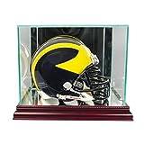 Mini Helmet Glass Display Case - NFL Mini Helmets