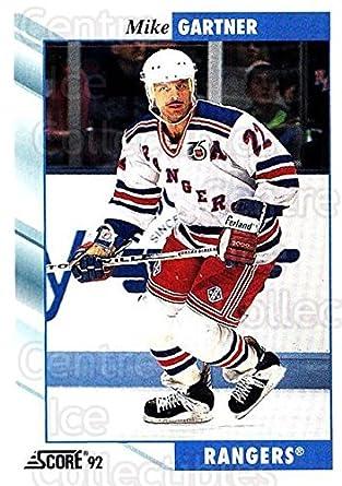 Amazon.com  (CI) Mike Gartner Hockey Card 1992-93 Score USA (base ... afbbbcaf0