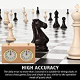 Chess Timer, Professional Mechanical Analog Chess