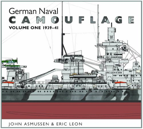 German Naval Camouflage: Vol 1: (German Camouflage)