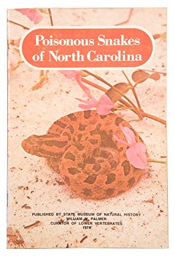 Poisonous Snakes of North Carolina