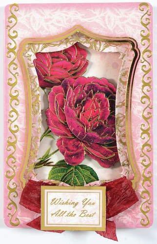 Radiant Roses Luxury Card Kit