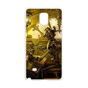 Artistic antique house Cell Phone Case for Samsung Galaxy Note4