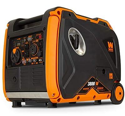 Wen Watt Inverter Generator