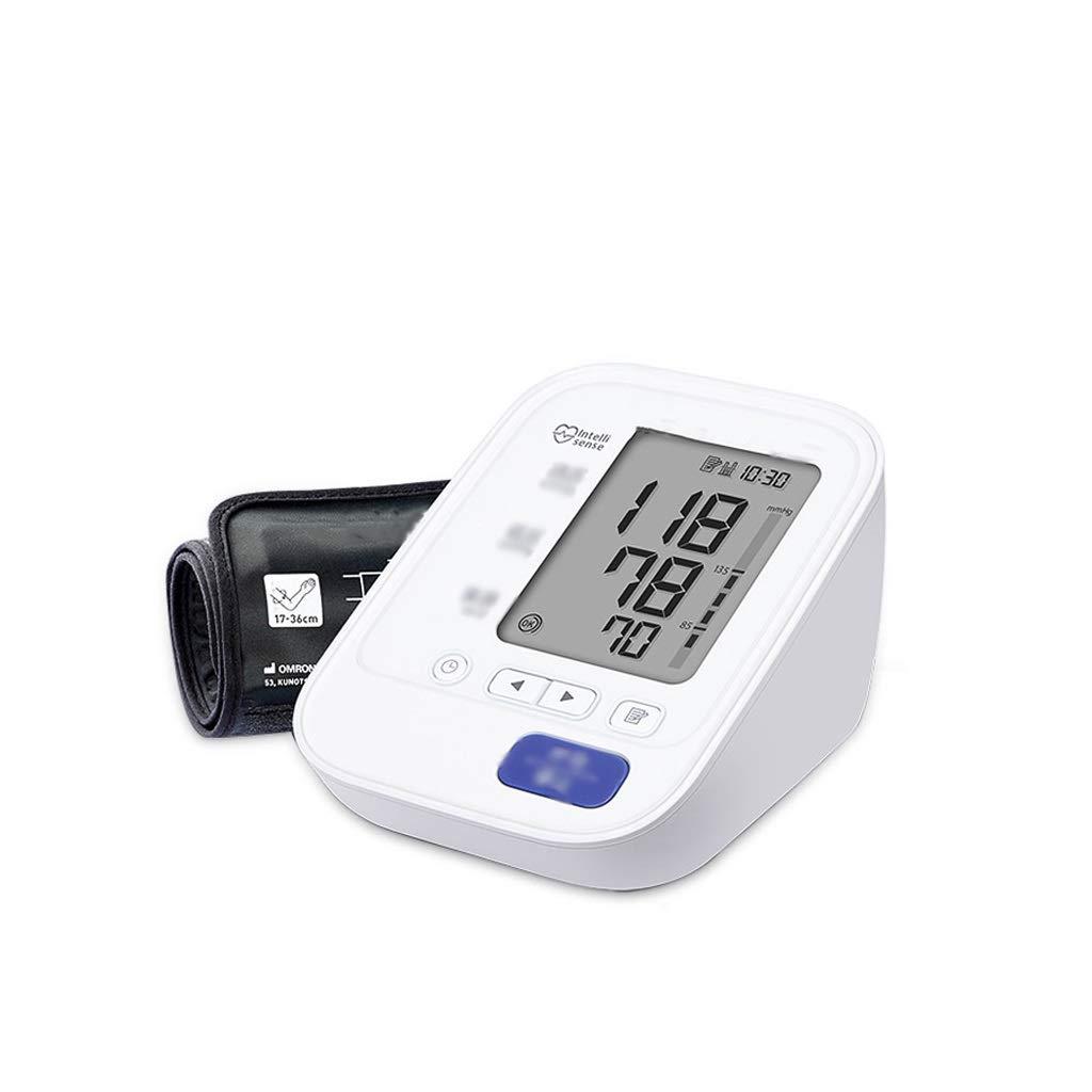 ZWS Sphygmomanometer Home High-Precision Electronic Blood Pressure Monitor Home Automatic Upper arm Blood Pressure Measuring Instrument Blood Pressure Measurement