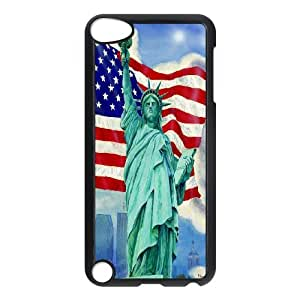Unique Phone Case Design 3Statue of Liberty- FOR Ipod Touch 5