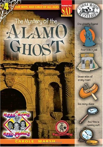 Download The Mystery of the Alamo Ghost (4) (Real Kids Real Places) PDF