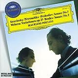Stravinsky: Petrouchka/ Prokofiev: Sonata No. 7/ Webern: Variationen, op. 27/ Boulez: Sonata No. 2