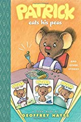Patrick Eats His Peas and Other Stories: TOON Level 2 (Patrick Bear) Hardcover