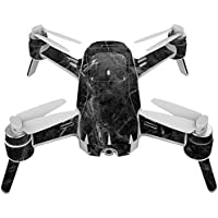 Skin For Yuneec Breeze 4K Drone – Black Marble | MightySkins Protective, Durable, and Unique Vinyl Decal wrap cover | Easy To Apply, Remove, and Change Styles | Made in the USA