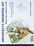 img - for Architect's Drawing Kit: Draw Your Home in 3-D book / textbook / text book