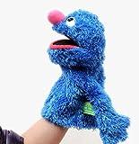 Sesame Street Grover 11 Inch Toddler Stuffed Plush Kids Toys Hand Puppet
