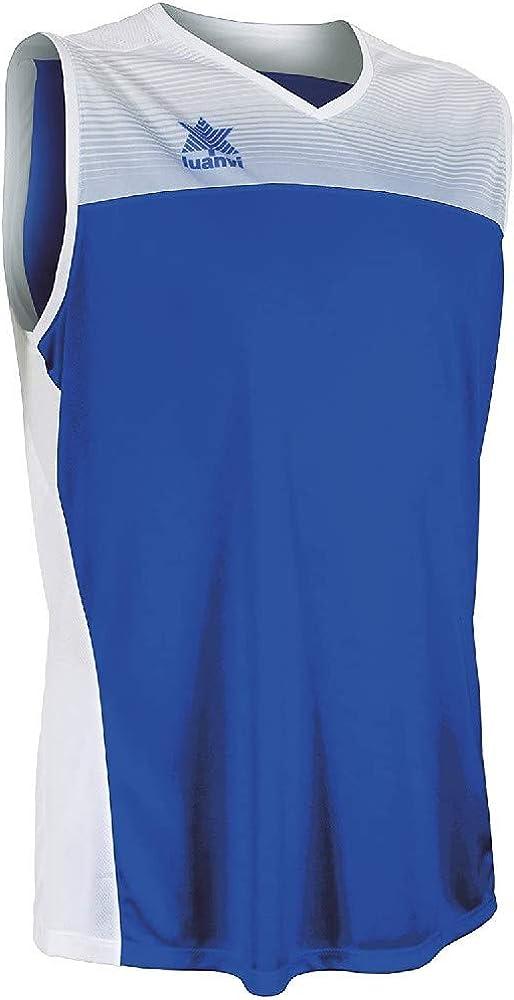Luanvi Portland Camiseta Especializada de Baloncesto, Unisex Adulto: Amazon.es: Ropa y accesorios