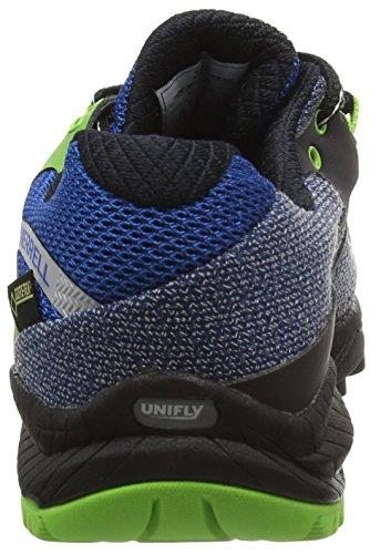 De Running All Blue Bleu Charge Dusk Homme Compétition Out Merrell Gtx Chaussures blue anZqxgXpw