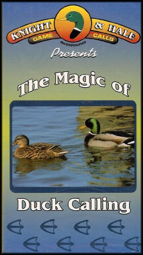 Mallard Duck Facts (The Magic of Duck Calling (Fact Filled Duck Hunting and Calling) [VHS Video])