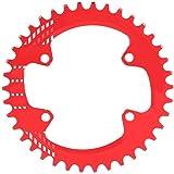 スピード自転車チェーンリング、自転車シングルチェーンリングガード 対応 M6000 M7000 M8000 シマノ マウンテンバイク96mm BCD 32T 34T 36T 38T